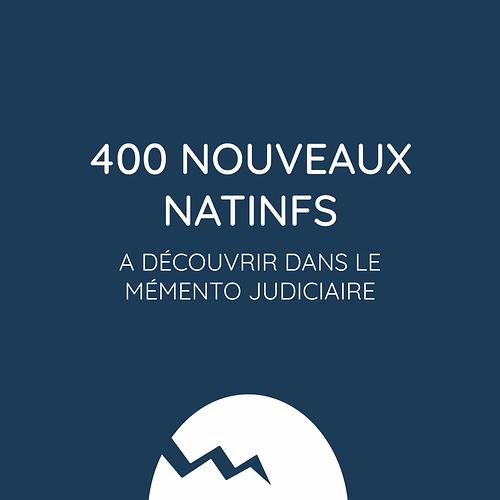 NATINF_MEMENTO_JUDICIAIRE